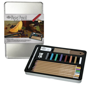 Royal Langnickel Pastel Pencil Art Set