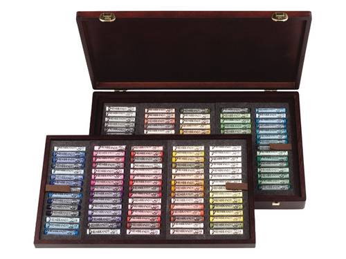 Rembrandt Soft Pastels General Selection MASTER Box