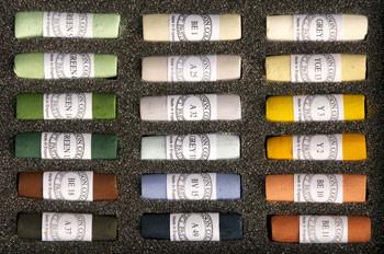 Unison Soft Pastel Set - 18 Landscape Colours