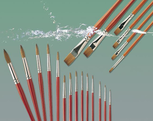 Pro Arte Artists Value Red Sable Brushes
