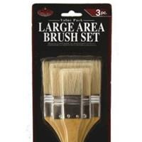 Royal & Langnickel Large Area Brush Set - White Bristle