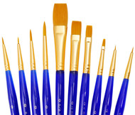 Royal & Langnickel Super Value Brush Set 1 open