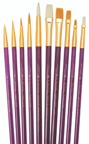 Royal Langnickel Super Value Pack Brush Set 10pc