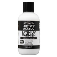 Winsor & Newton Artists Acrylic - Satin Varnish with UV-protection