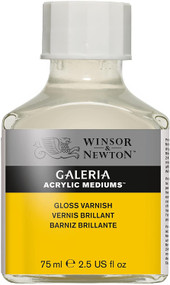 Winsor & Newton Galeria Acrylic Mediums - Gloss Varnish