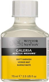 Winsor & Newton Galeria Acrylic Mediums - Matt Varnish