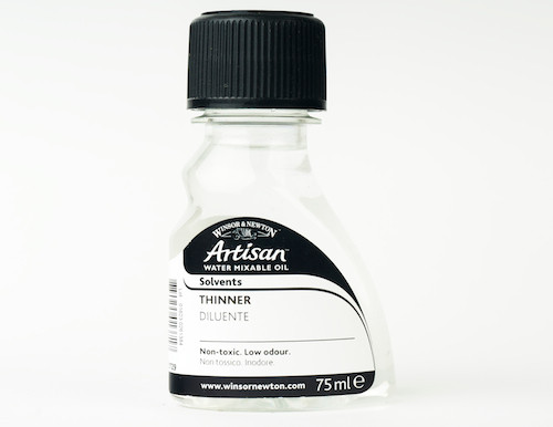 Winsor & Newton Artisan Water Mixable - Thinner