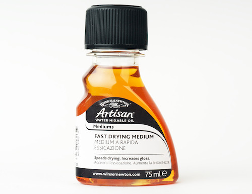 Winsor & Newton Artisan Water Mixable - Fast Drying Medium
