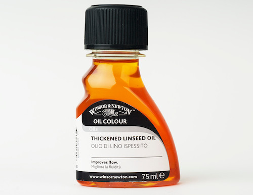 Winsor & Newton Oil Colour - Thickened Linseed Oil