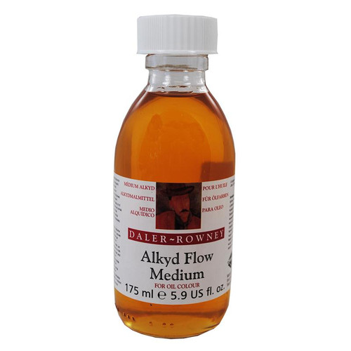 Daler Rowney Alkyd Flow Medium