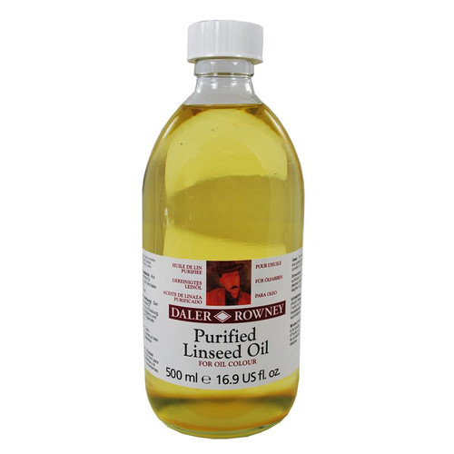Daler Rowney Purified Linseed Oil