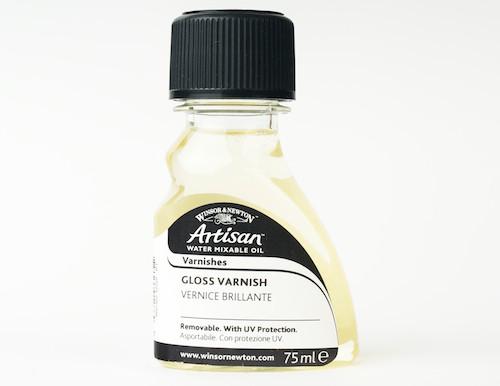 Winsor & Newton Artisan Water Mixable - Gloss Varnish