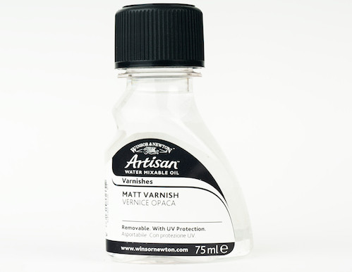 Winsor & Newton Artisan Water Mixable - Matt Varnish