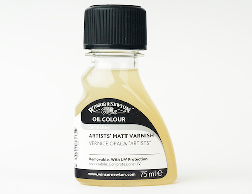 Winsor & Newton Oil Colour - Artists' Matt Varnish