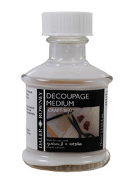 Daler Rowney Decoupage Medium (Craft Seal) 75ml