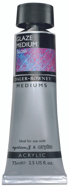 Daler Rowney Glaze Medium (Gloss) 75ml
