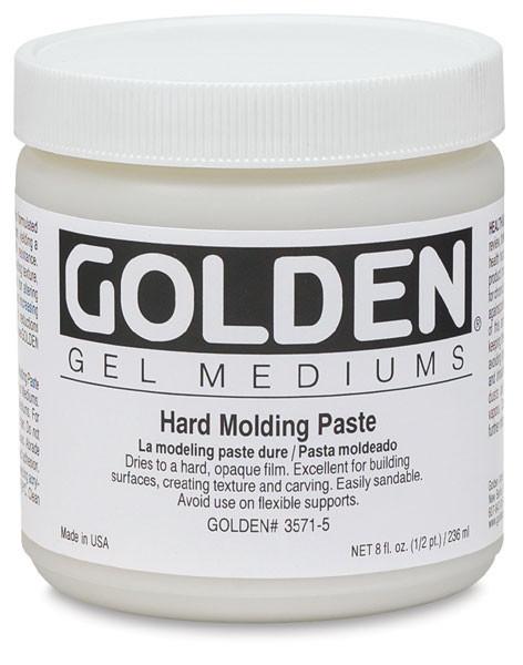 GOLDEN Hard Molding Paste