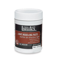 Liquitex Light Modeling Paste (237ml)