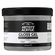 Winsor & Newton Artists Acrylic - Gloss Gel