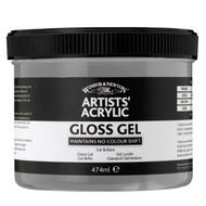 Winsor & Newton Artists Acrylic - Gloss Gel