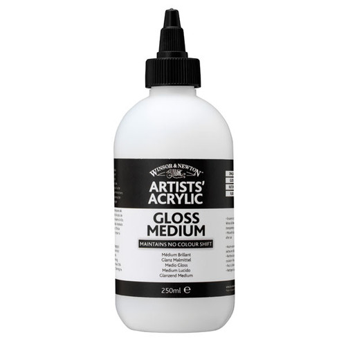 Winsor & Newton Artists Acrylic - Gloss Medium