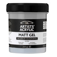 Winsor & Newton Artists Acrylic - Matt Gel