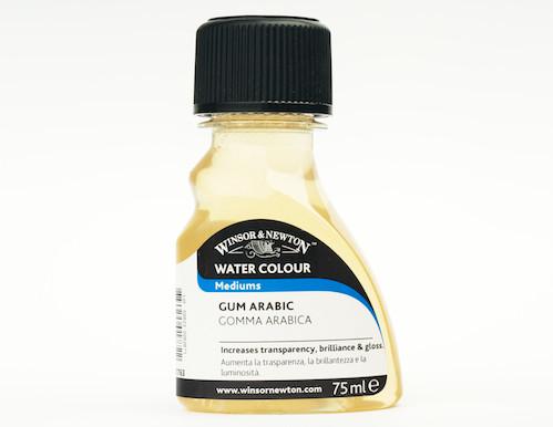 Winsor & Newton Water Colour Mediums - Gum Arabic