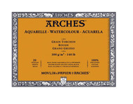 Arches Aquarelle Blocks - Rough (Torchon)
