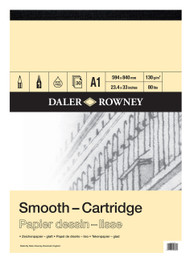 Daler Rowney Cartridge Pads - Smooth