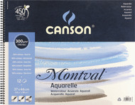 Canson Montval Spiral Pads