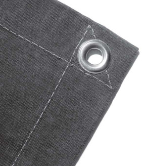 12 oz. / 18 oz. Water and Mildew Resistant Canvas Tarps