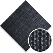 12 oz. 42 mil Black Polypropylene Landfill Covers