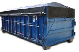 Roll-Off Container / Box Tarp Kit