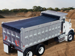 5000 Series SR - No Housing, Complete Roll Tarp System for Dump Trucks