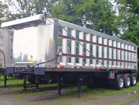 "102"" Long Arm Heavy Duty Trailer System"