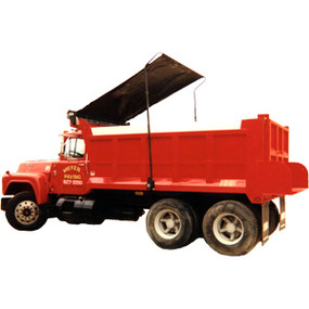 7000 Series ELD, Complete Roll Tarp System for Dump Trucks