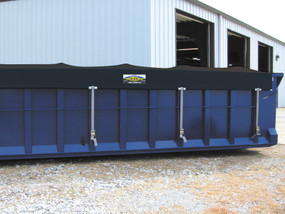 PBR Roll-Off Waste Tarp Systems (20-11240xx)