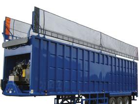Double-Flip Waste Tarp System (20-761/1800161)