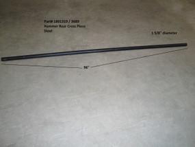 Hammer Rear Cross Bar, Steel (20-3689/1801319)