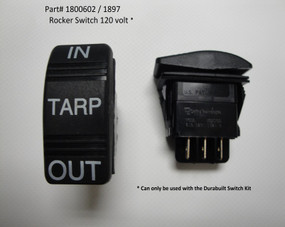 Rocker Switch - 12V (20-1897/1800602)