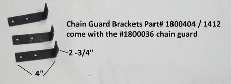 Chain Guard Bracket (20-1412/1800404)