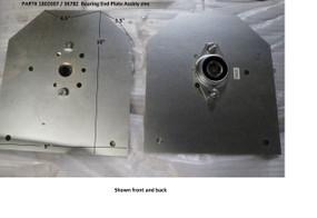 Bearing End Plate Assembly - Zinc (20-3678Z/1802007)