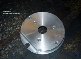 Aluminum Roller Bar Cap (20-32/1800016)