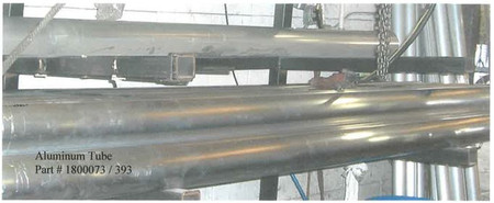 "Extruded Aluminum Tube - 94-1/2"" (20-393/1800073)"