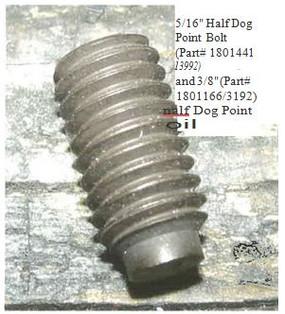 """Soc Head Cap Screw - 5/16"""" x 3/4"""" (20-3992/1801441)"""