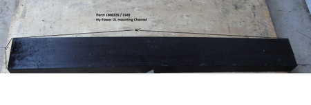 Mounting Channel (20-2348/1800726)