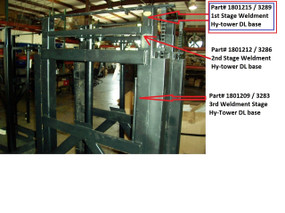 Weldment - 3rd Stage (20-3283/1801209)