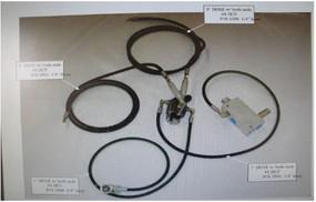 Hydraulic Hose - 9' (20-3296/1801222)