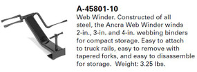 Web Winder (A-45801-10)