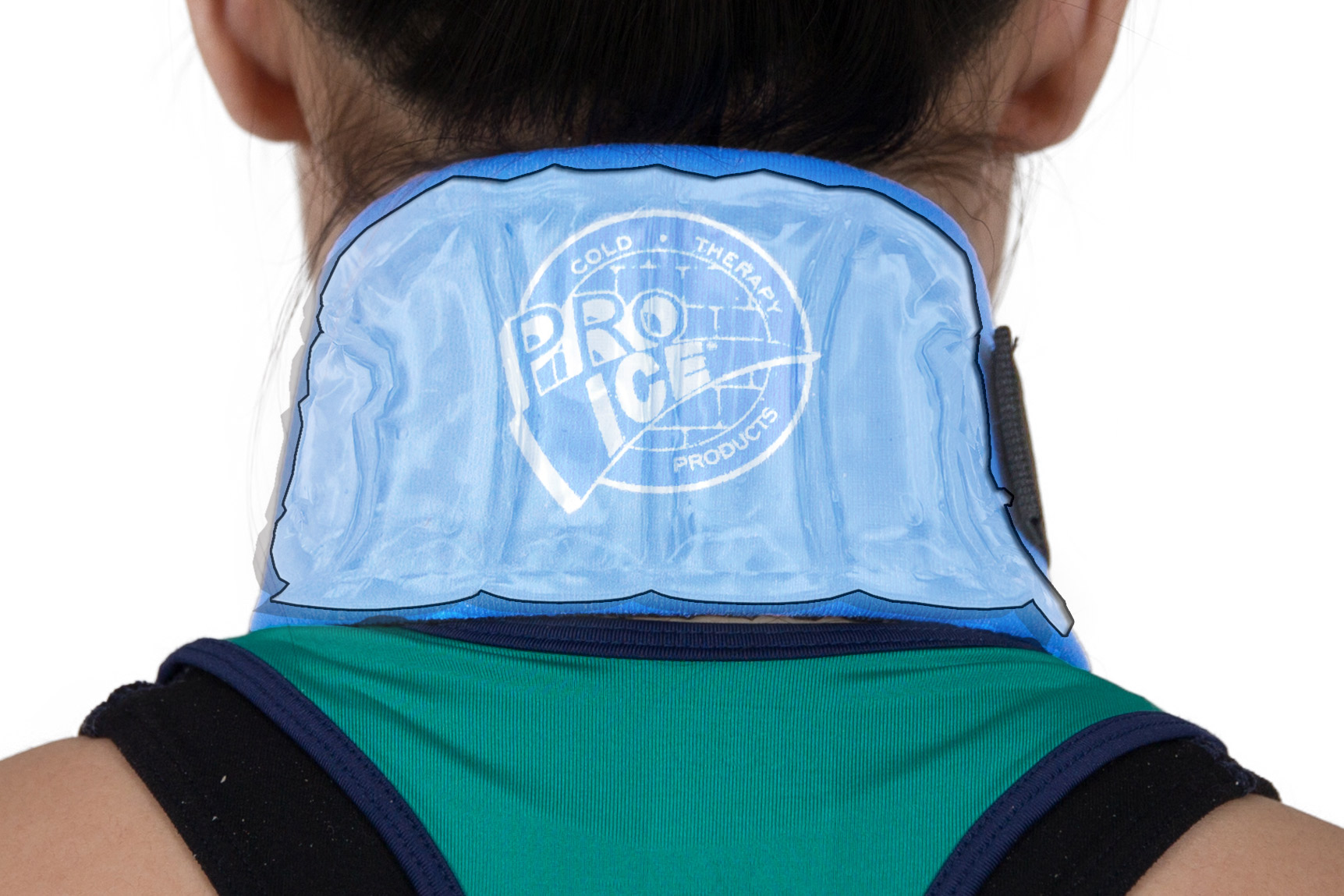 Neck Ice Pack For Neck Pain Relief by Pro Ice pi120
